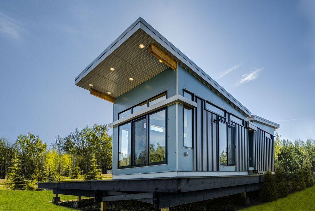 Park model homes alberta for sale